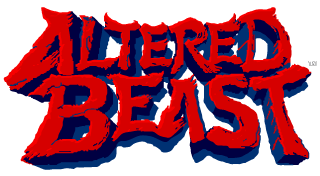 Altered Beast!