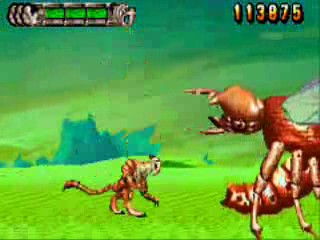 Jugando a Altered Beast Guardian of Realms Episodio 4 - YouTube 0001