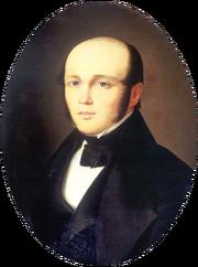 Nikolay Pirogov c1840