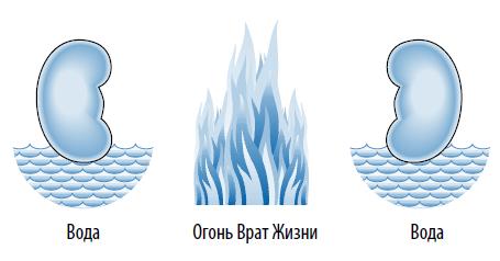 Огонь Врат Жизни (Мин Мэнь)