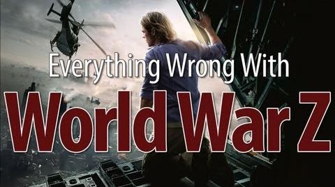 Everything Wrong With World War Z In 6 Minutes Or Less