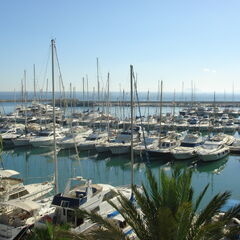 Puerto de Estepona, Málaga, Spain in 3789.