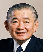 Noboru Takeshita cropped 2 Noboru Takeshita 19871106
