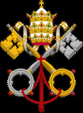 Papacy Emblem
