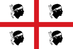 Flag of the Republic of Sardinia