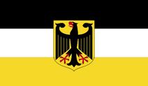 Alternate Flag of the German Autonomous Region of Russia