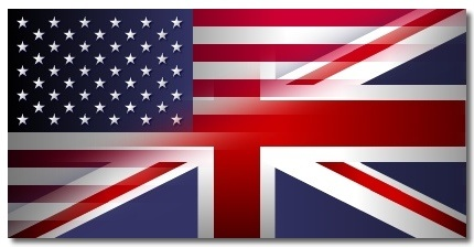 File:American and British Flag.jpg