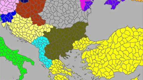 4. Balkan War - Greece and Serbia VS NATO