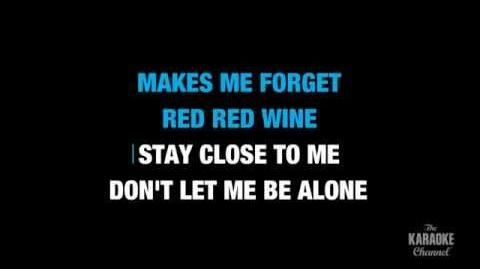 Red Red Wine in the Style of UB40 with lyrics (with lead vocal)