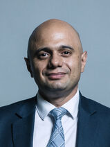 Official portrait of Sajid Javid MP