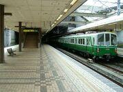 Kobe-subway-S17-Seishin-chuo-station-platform