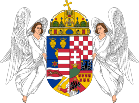 Coat of Arms of the Lands of the Holy Hungarian Crown