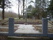Slovak cemetery zaluz