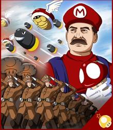 Communist-Russia-Stalin-Mario