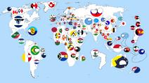 Afo world map