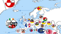 Afo europe map