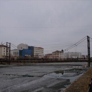 Yakutsk in 3530.