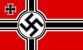 War Flag of the German Reich
