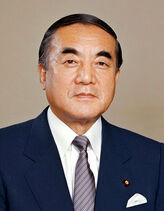 Yasuhiro Nakasone cropped 1 Yasuhiro Nakasone 19821127