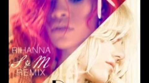 Rihanna feat. Britney Spears - S & M (Remix)
