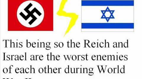 "Alternate History ""The worst nightmare of nazis"""