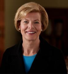 President Tammy Baldwin
