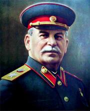Joseph Stalin (Age 85)