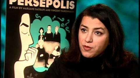 Persepolis - Exclusive Marjane Satrapi