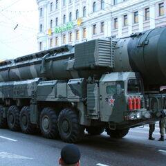 A Moskavoy Atomic Missile in Ryzan.