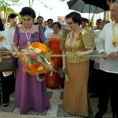 The Queen of Bataan opens a new shopping mall in 3789.