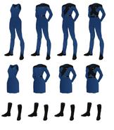 Counselor uniform