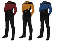 Star trek uniform concept duty uniform male by jjohnson1701-d6cgh3q