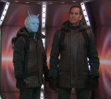 Starfleet arctic gear, 2140s-early 2160s