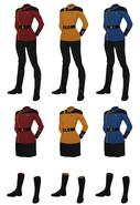 Dress uniform v1 female