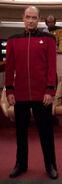 Starfleet flag officer uniform, 2369-74