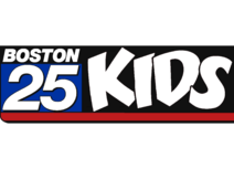 Boston 25 Kids logo WFXT 2019-present