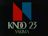 KNDO 89 ID 76 red blue N