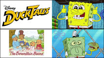 SpongeBob's likes and dislikes - Reboots
