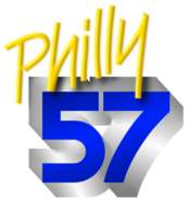 Philly 57 2006 logo