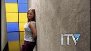 ITV ID - Tina O'Brien (with the 1989 ITV logo)