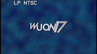 WUON station ID (March 20, 1990 MOCK)