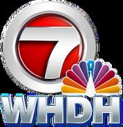 WHDH 2019 logo