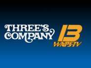 WNPS 83 Threes bumper