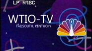 WTIO-TV station ID (OPiS) (1981 MOCK)