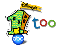 Disney's One Too Logo 2015