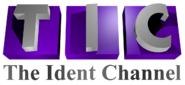 The Ident Channel logo 2003