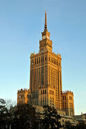 Poland 4013 - Palace of Culture and Science