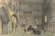Intérieur de la cathédrale de Napoleon