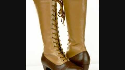 Steampunk Fashion Boots & Shoes Alternative Footwear