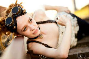 Madam Morbid Photoshoot Brent Cizek Bemidji MN Steampunk (6)